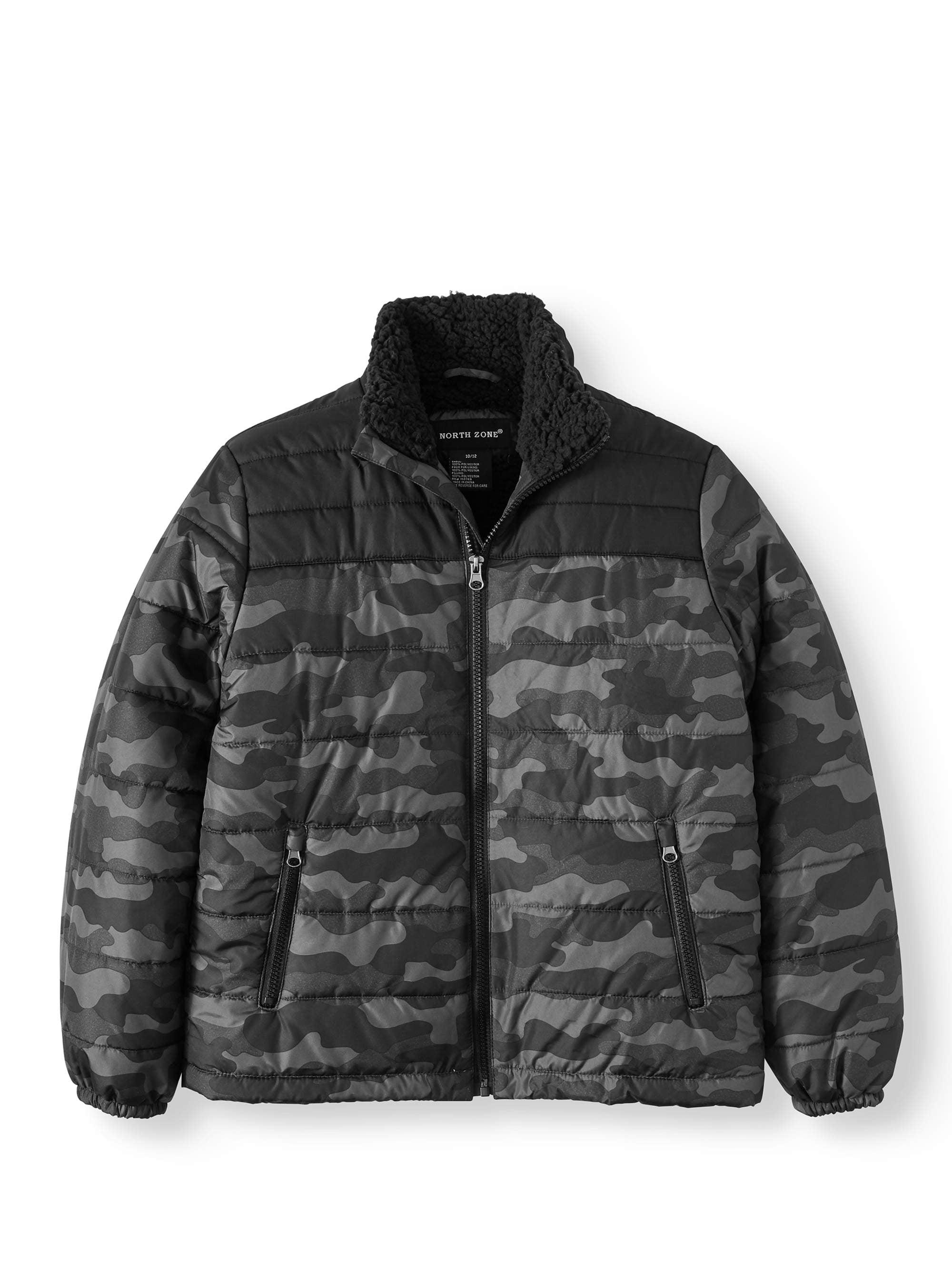 SAJ014Y Stormtech Boys Flex Textured Jacket