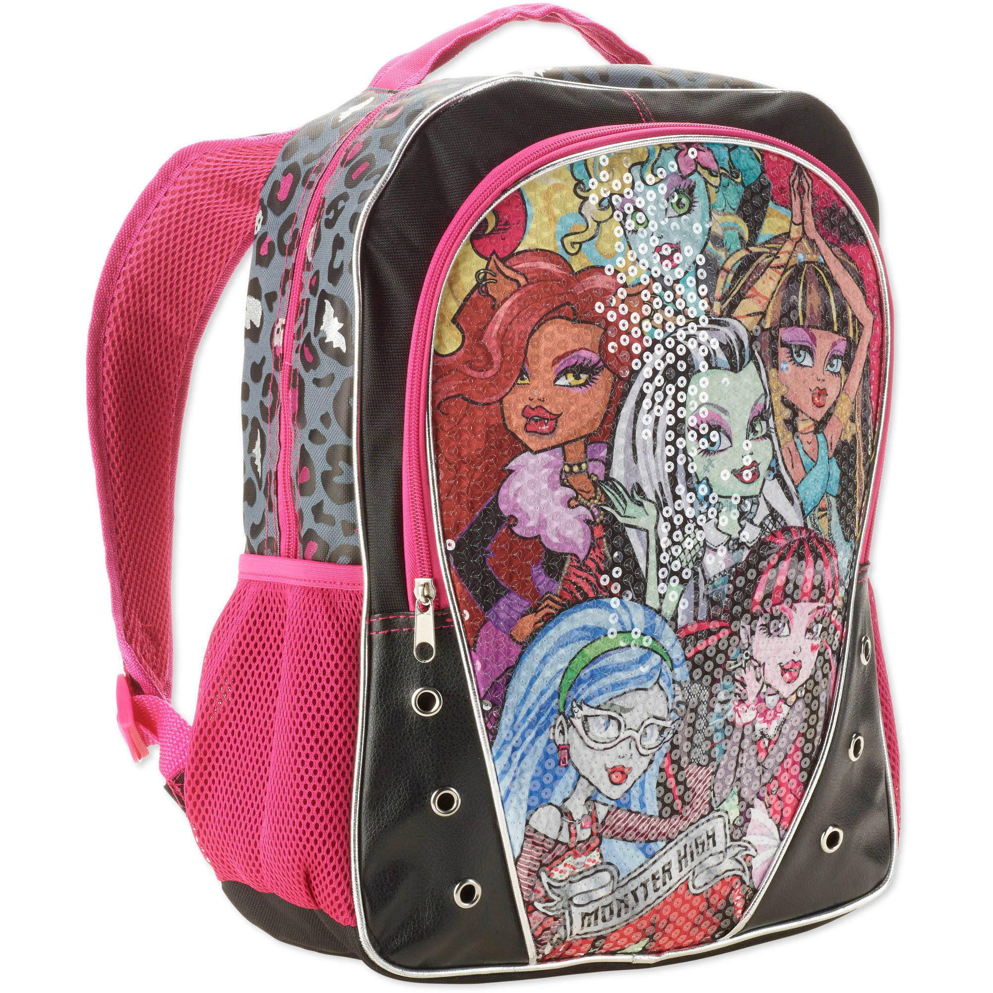 Monster High Monster Glee Backpack