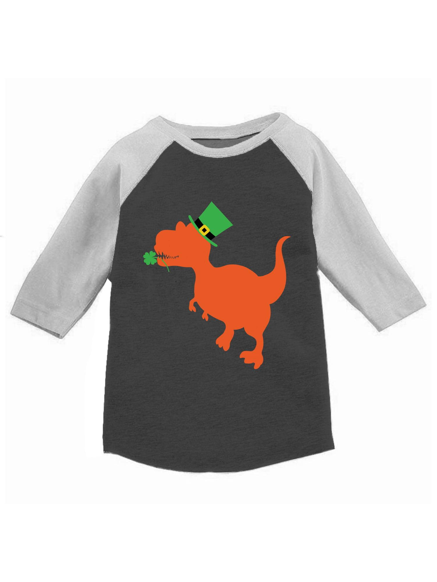 a9a0281da Awkward Styles Irish Dinosaur Toddler Raglan St. Patrick's Day Jersey Shirt  Saint Patrick Shirt Kids St. Patrick's Day Outfit St. Patrick Shirt Irish  Gifts ...