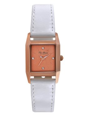 Women's Vintage Rose Gold Watch with Gold Dial TE2099