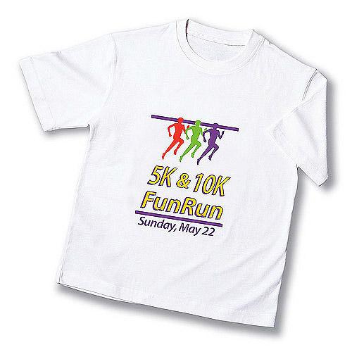 Avery T-Shirt Transfers for Inkjet Printers, 18-Pack