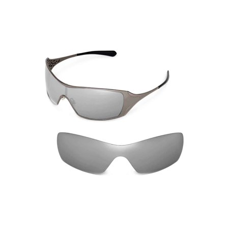 5997f31a2a Walleva - Walleva Titanium Polarized Replacement Lenses for Oakley Dart  Sunglasses - Walmart.com