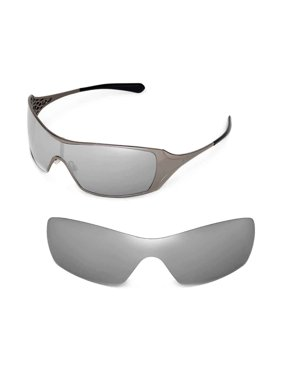 104131816b3 Product Image Walleva Titanium Polarized Replacement Lenses for Oakley Dart  Sunglasses