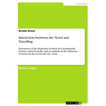 Interaction between the Novel and Travelling - (Trophic Interactions Between Organisms In An Ecosystem)