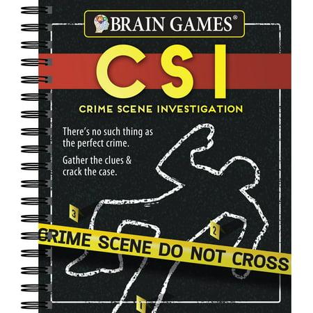 Brain Games Crime Scene Investigations](Scene De Crime Halloween)