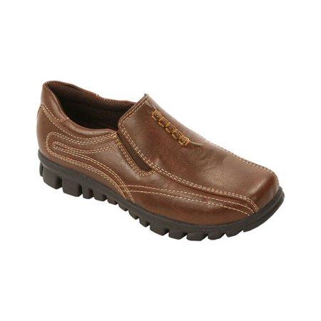 Boys' Deer Stags Stadium - Boys Brown Dress Shoes