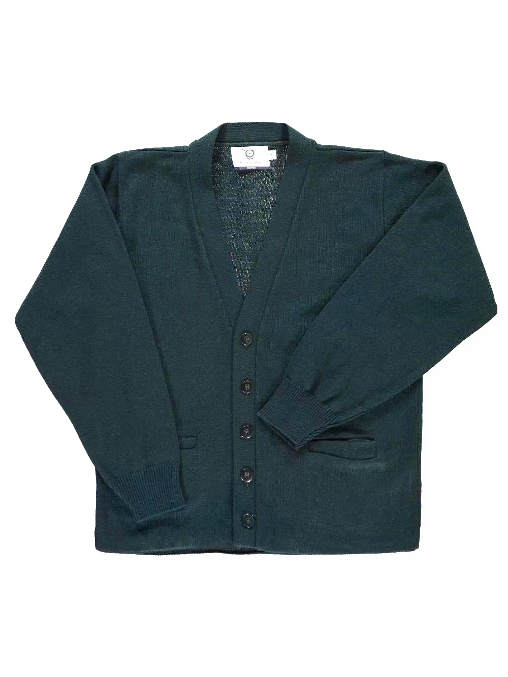 Big Boys' L/S Unisex Cardigan Sweater (Sizes 8 - 20)