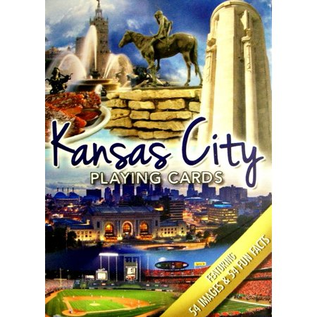 Kansas City Missouri Souvenir Playing Cards - Halloween Costumes Kansas City Missouri