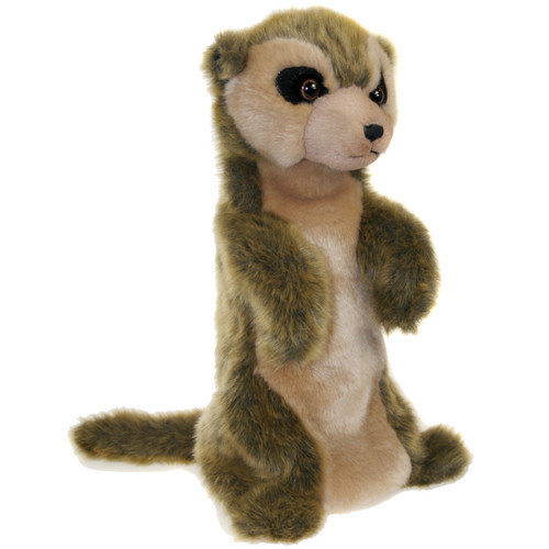The Puppet Company Long-Sleeved Meerkat Glove Puppet