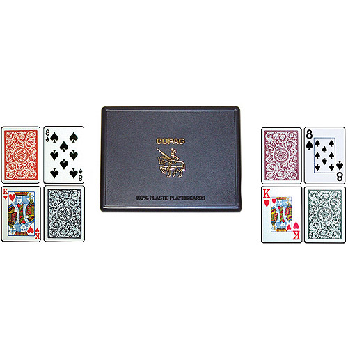 Trademark Poker 24 Decks Of Copag Playing Cards by TRADEMARK GAMES INC