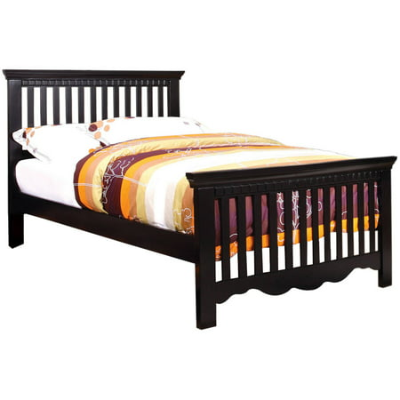 Furniture Of America Westly Youth Full Bed  Black