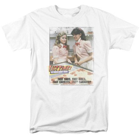 Fast Times Ridgemont High - Fast Carrots - Short Sleeve Shirt - XX-Large