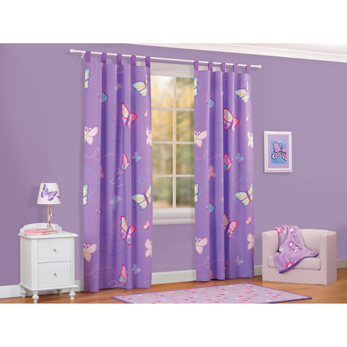 Mainstays Butterfly Drapes