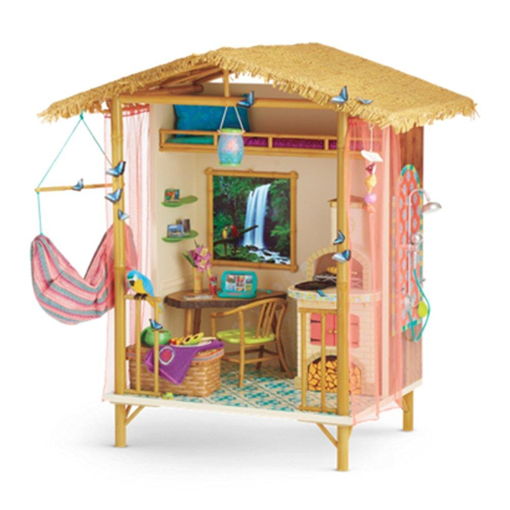 Mosquito Netting American Girl Lea Clark Rainforest Hut house part replacement