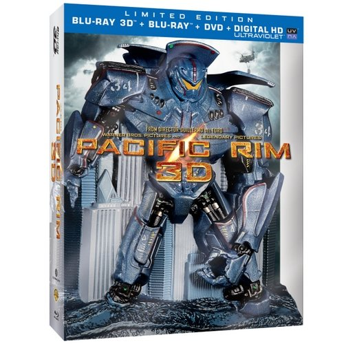 Pacific Rim 3D Collector's Edition [Blu-ray]