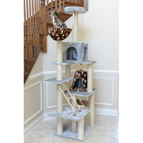 Armarkat 78'' Classic Cat Tree by Armarkat