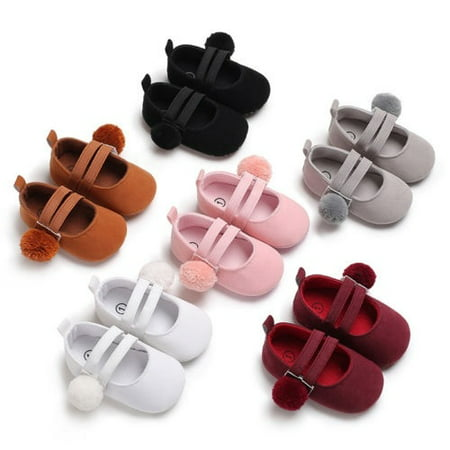 Newborn Baby Boys Girls Soft Sole Crib Shoes Warm Boots Anti-slip Sneakers 0-18M](Sneaker Boots Girls)