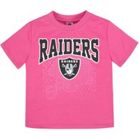 Product Image Toddler Gerber Pink Oakland Raiders T-Shirt 4dc43f0cf