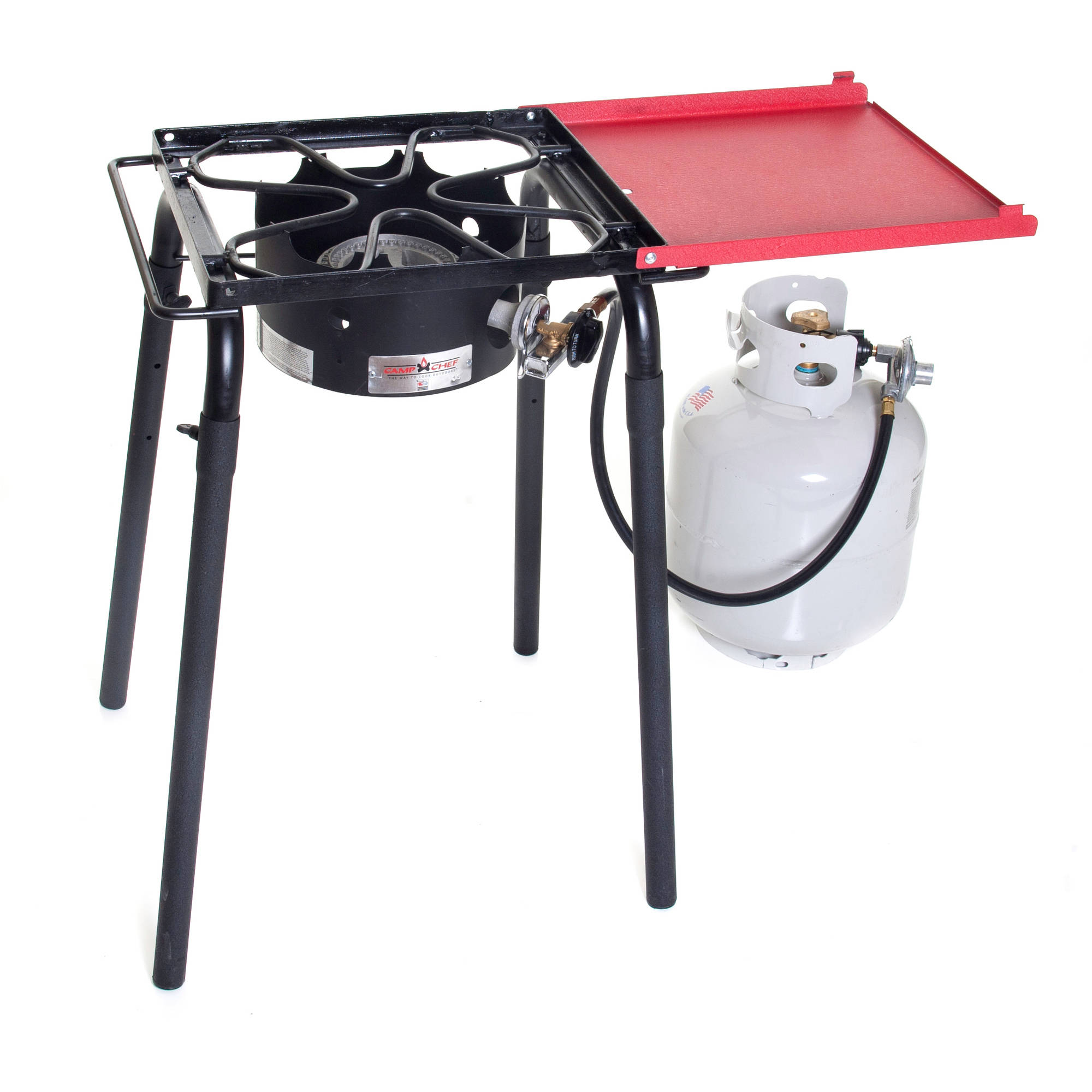 Camp Chef Single-Burner Deluxe Camp Stove