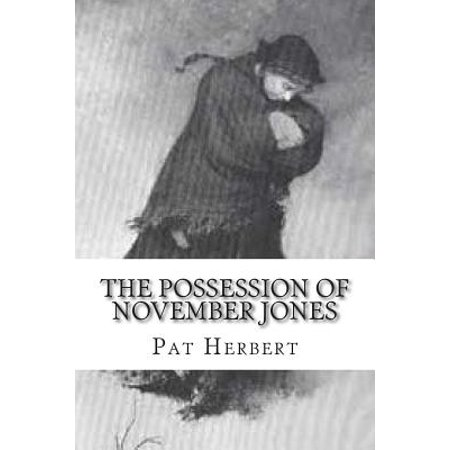 The Possession of November Jones: Book 3 in the Reverend Bernard Paltoquet Mystery Series (a Reverend Paltoquet Novel)