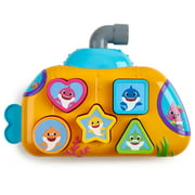 Pinkfong Baby Shark Melody Shape Sorter - Pre-school Toy - By WowWee