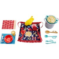 Barbie Pioneer Woman Ree Drummond Cooking Accessory Pasta Set