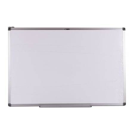 """Moustache® Magnetic Dry-Erase Whiteboard, Aluminum Frame, 60 x 90cm (24"""" x 35"""") , Fix or Hang on the wall - image 4 de 4"""