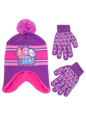 1c1cabd6934 Product Image Shopkins Character Hat and Gloves Cold Weather Set