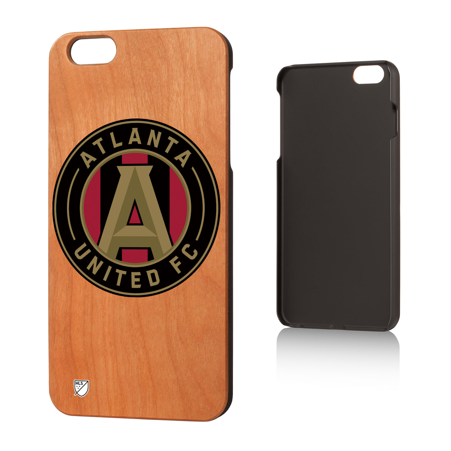 Atlanta United FC ATLUTD Insignia Cherry Case for iPhone 6 Plus