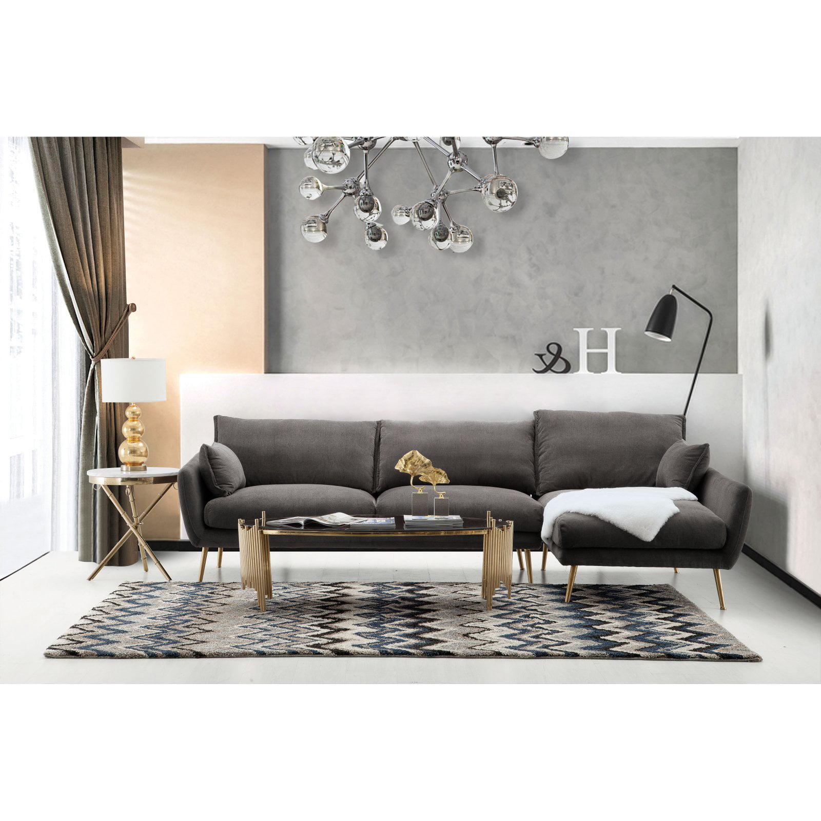 Diamond Sofa Vantage Right Facing Sectional