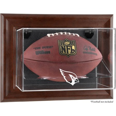 Mounted Memories NFL Wall Mounted Logo Football Case