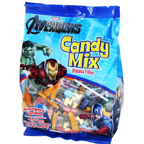 Marvel Avengers Pinata Candy Mix Bag