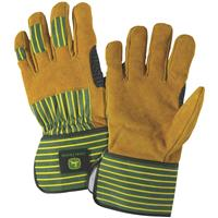 WEST CHESTER JD00005/L Large Leather Work Glove-LG LEATHER PALM GLOVE