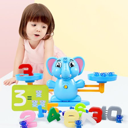 2019 hotsales Educational Children's Gift Learn Balance Math Game Toys for Girls and Boys A