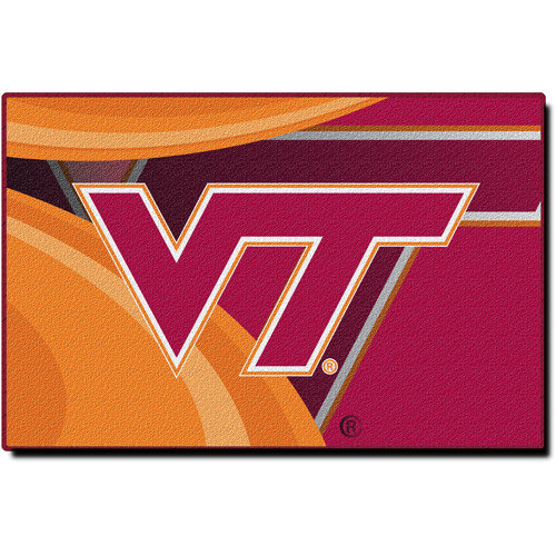"NCAA Virginia Tech Hokies 39"" x 59"" Rug"