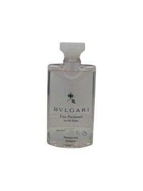 Bvlgari Au The Blanc Shampoo (White Tea) - 2.5 Fl Oz Each - Set of 3