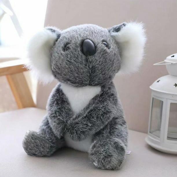 Valinks Plush Doll Cute Soft Simulation Koala Bear Plush Toy Stuffed Koala for Kids Children Gift