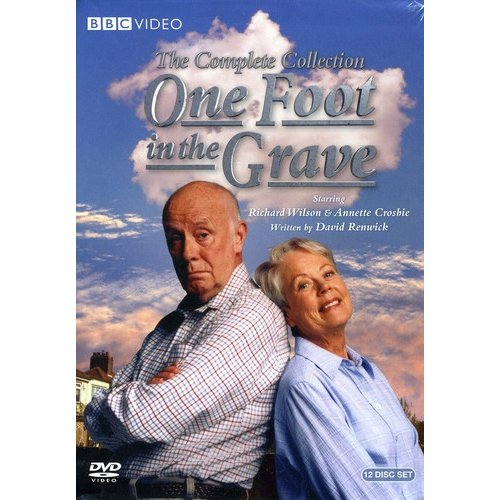 One Foot In The Grave: The Complete Series (Full Frame)