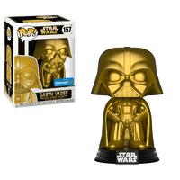 Funko POP! Star Wars: Darth Vader (Walmart Exclusive)
