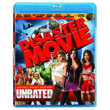 Disaster Movie (Unrated) (Blu-ray)