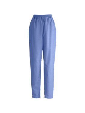 22431b9a870 Free shipping on orders over $35. Free pickup. Product Image ComfortEase  Ladies Elastic Waist Scrub Pants