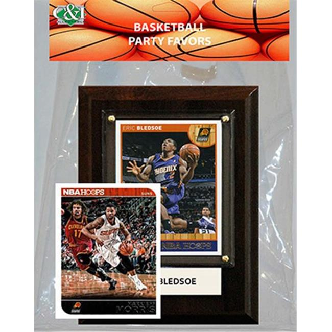 Candlcollectables 46LBSUNS NBA Phoenix Suns Party Favor With 4 x 6 Plaque
