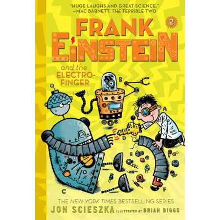 Frank Einstein And The Electro Finger