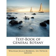 Text-Book of General Botany