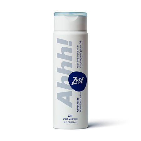 Zest Ahhhh! AIR BODY WASH 18OZ