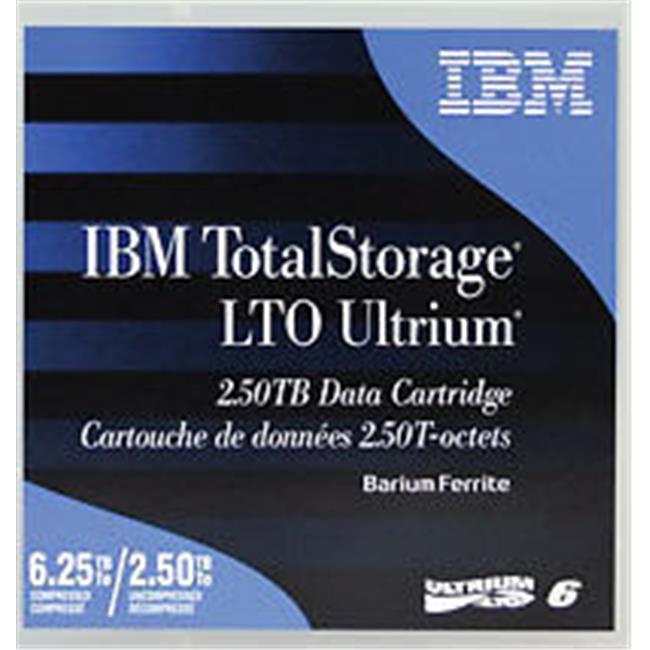 IBM 00V7590 LTO ULTRIUM VI - 2.5TB-6.25TB