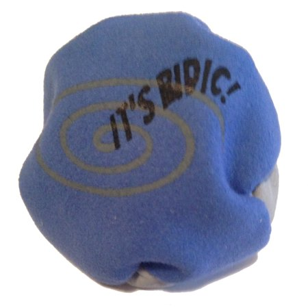 It's Ridic! Record Stall Metal Filled 2-panel Hacky Sack ()