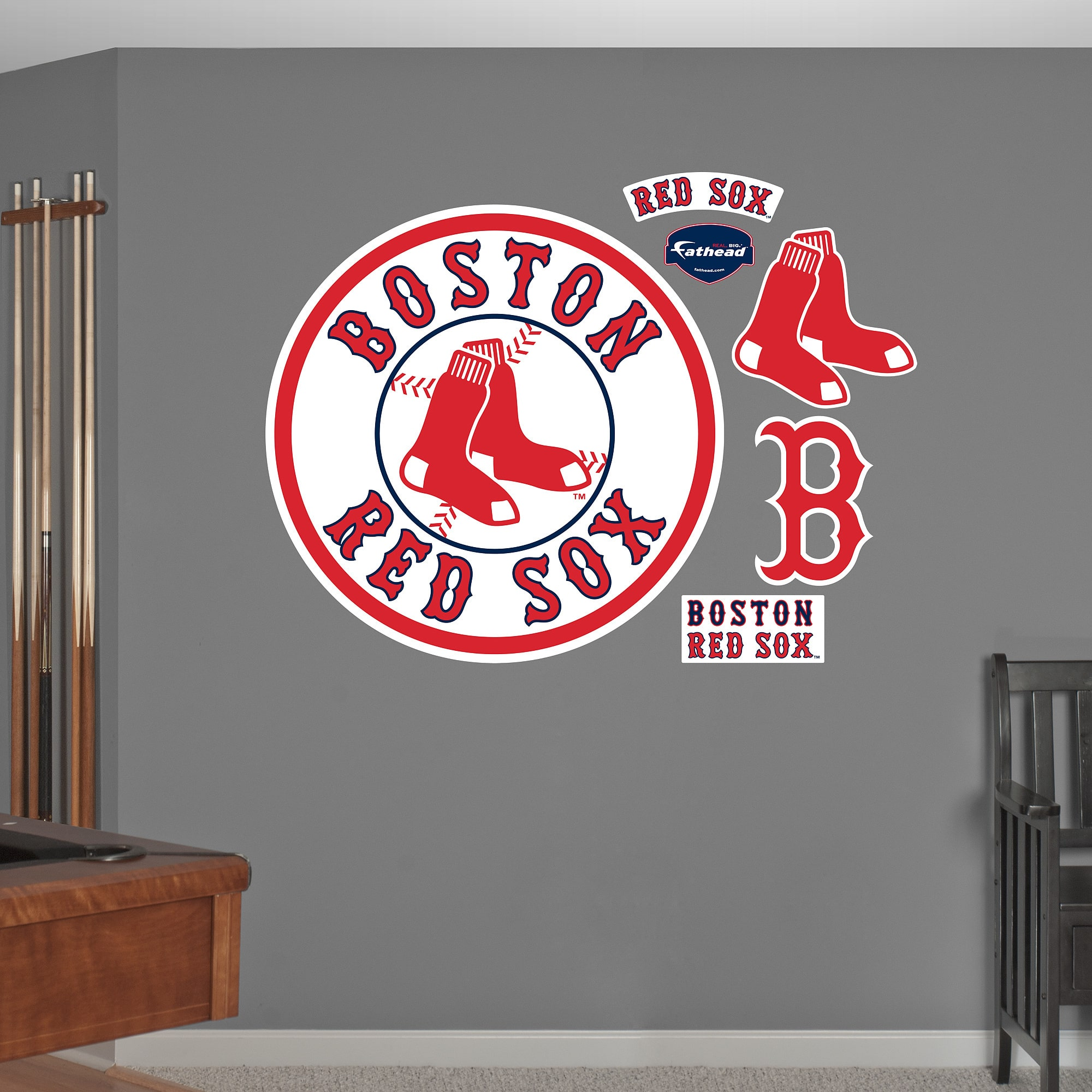 Boston Red Sox Alternate Logo 63-63351