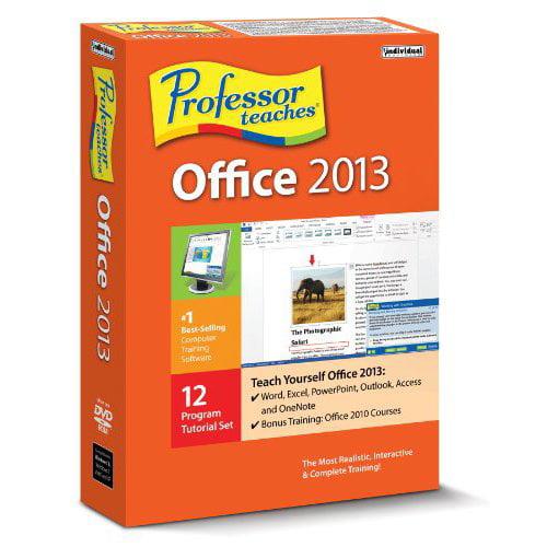 Professor Teaches Office 2013 Windows PMM-O13