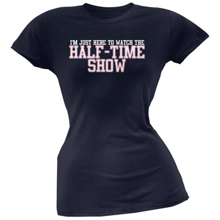 Big Game Half Time Show New England Blue Soft Juniors (Best Time To See New England In The Fall)